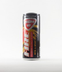 Mixed up energy drink Fire