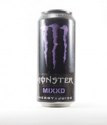 Monster energy-drink Mixxd
