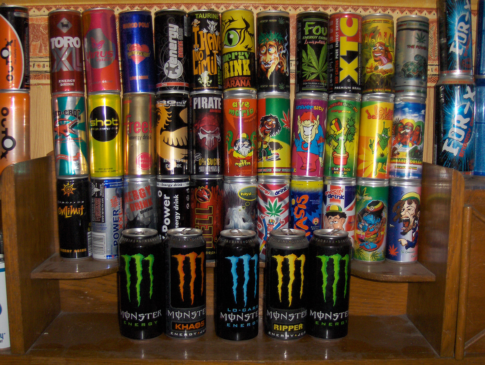 The Disturbing Dangers of Energy Drinks and Energy Drink Addiction Do you—or does someone you know—have an energy drink addiction? Learn what every consumer needs to know about the dangers of energy drinks.