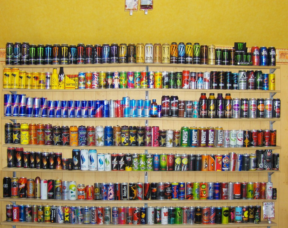 monster energy collection