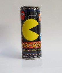 Boston America corp energy drink - Canette Boston america corp -  Pakman energy drink(3)