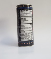 Boston America corp energy drink - Canette Boston america corp -  Pakman energy drink(4)