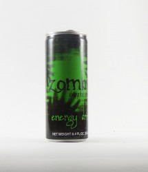 Boston America corp energy drink - Canette Boston america corp - energy drink (1)