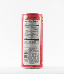 Boston America corp energy drink - Canette Boston america corp - nintendo - version mario energy drink gout banane avec donkey kong (3)