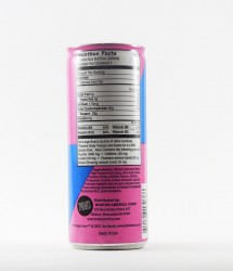 Boston America corp energy drink - Canette Boston  america corp - spaz juice happy bunny (1)