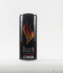 Burn energy drink - Canette Burn - burn 250ml classique (1)