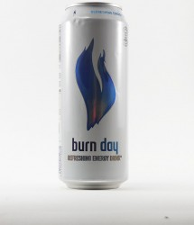 Burn energy drink - Canette Burn - burn day 500ml (1)