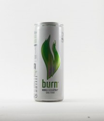 Burn energy drink - Canette Burn - burn pomme verte (1)