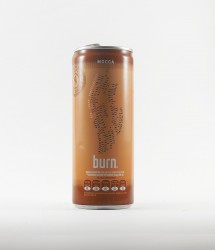 Burn energy drink - Canette Burn - canette moca (2)