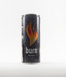 Burn energy drink - Canette Burn - lotus edition 250ml (2)