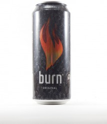Burn energy drink - Canette Burn - lotus edition 500ml (2)