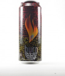 Burn energy drink - Canette Burn - tag edition (2)