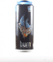 Burn energy drink - Canette Burn - winter x games (1)