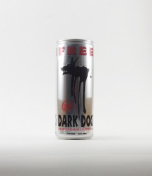 Dark Dog energy drink - Canette Dark dog - canette energisante sans sucre (2)