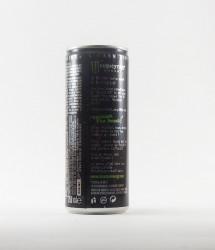 Monster energy drink - Canette Monster - 250ml export edition (1)