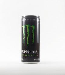 Monster energy drink - Canette Monster - 250ml petite canette double dose, energy supplement (1)