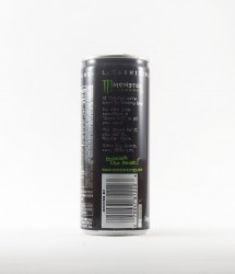 Monster energy drink - Canette Monster - 250ml petite canette double dose, energy supplement (2)