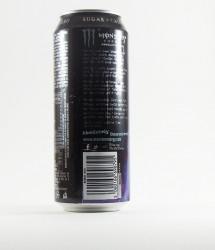 Monster energy drink - Canette Monster - absolutely zero, canette monster violette et bleue (2)