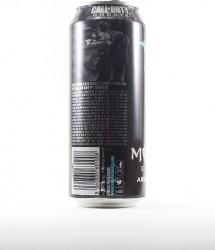 Monster energy drink - Canette Monster - call of duty ghost energy drink bleu (1)