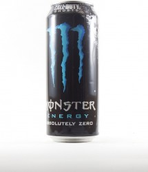 Monster energy drink - Canette Monster - call of duty ghost energy drink bleu (2)