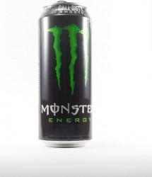 Monster energy drink - Canette Monster - call of duty ghost energy drink verte (2)