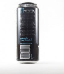 Monster energy drink - Canette Monster - canette 500 ml bleue standard (2)