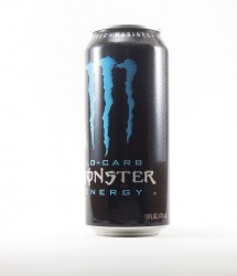 Monster energy drink - Canette Monster - canette edition army - dick kramer (2)