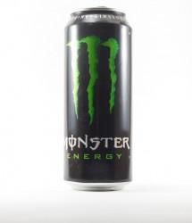 Monster energy drink - Canette Monster - canette energisante verte 500ml (1)