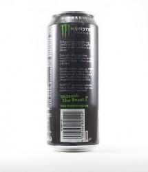 Monster energy drink - Canette Monster - canette energisante verte 500ml (2)