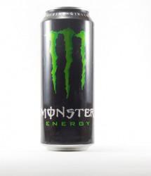 Monster energy drink - Canette Monster - canette energisante verte 500ml (3)