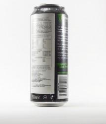 Monster energy drink - Canette Monster - canette energisante verte 500ml (4)