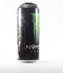 Monster energy drink - Canette Monster - canette energisante verte edition ken block (1)