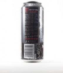 Monster energy drink - Canette Monster - canette rouge edition assault (2)