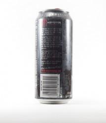 Monster energy drink - Canette Monster - canette rouge edition assault americaine (2)
