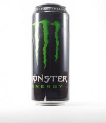 Monster energy drink - Canette Monster - canette verte edition capsule et goupille collector (1)
