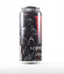 Monster energy drink - Canette Monster - edition modern warfare 2 edition americaine (1)