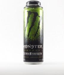 Monster energy drink - Canette Monster - extrastrenght super dry (1)