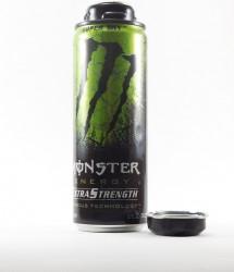 Monster energy drink - Canette Monster - extrastrenght super dry (2)