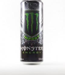 Monster energy drink - Canette Monster - import canette verte (1)
