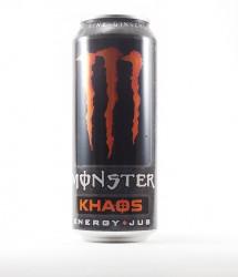 Monster energy drink - Canette Monster - khaos (2)