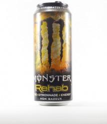 Monster energy drink - Canette Monster - thé et citronade non gazeux (1)