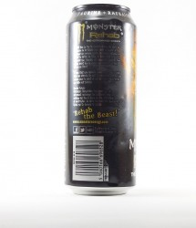 Monster energy drink - Canette Monster - thé et citronade non gazeux (2)