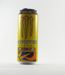 Monster energy drink - Canette Monster - valentino rossi energy drink edition limité - the doctor(3)