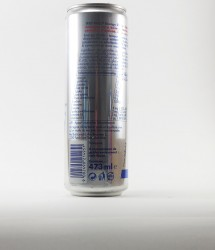 RedBull energy drink - Canette Red bull - Thiery henry  (1)