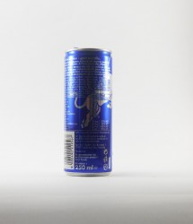 RedBull energy drink - Canette Red bull - blue edition myrthille (2)