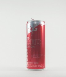 RedBull energy drink - Canette Red bull - boisson energisante red bull rouge à la cramberry (1)