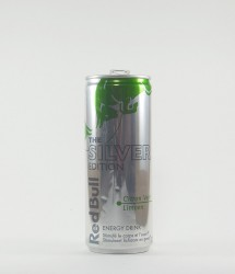 RedBull energy drink - Canette Red bull - energy drink au citron de la marque red bull (1)