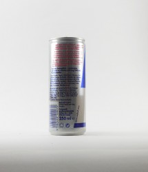 RedBull energy drink - Canette Red bull - version espagne collection (2)