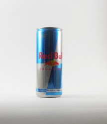 RedBull energy drink - Canette Red bull - version espagne light 250ml (1)