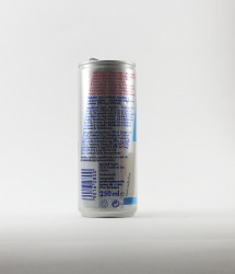RedBull energy drink - Canette Red bull - version espagne light 250ml (2)